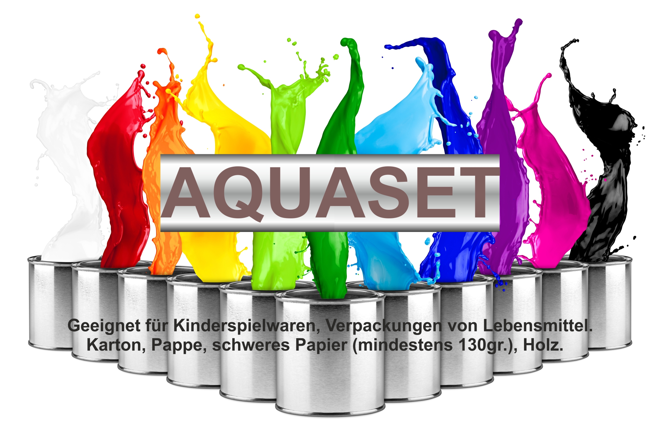 SICO AS AQUASET-Wasserbasierend
